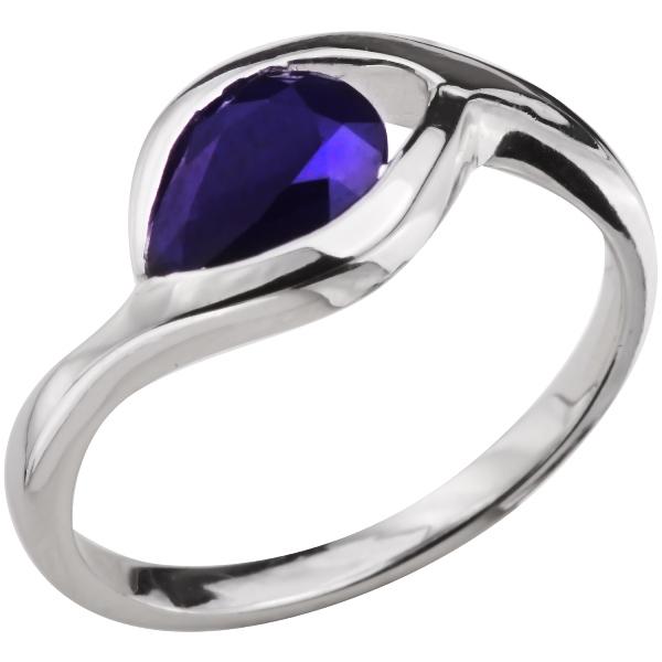 Купить Серебряное кольцо Sandara с сапфиром ANR1292, Sandara сапфиры