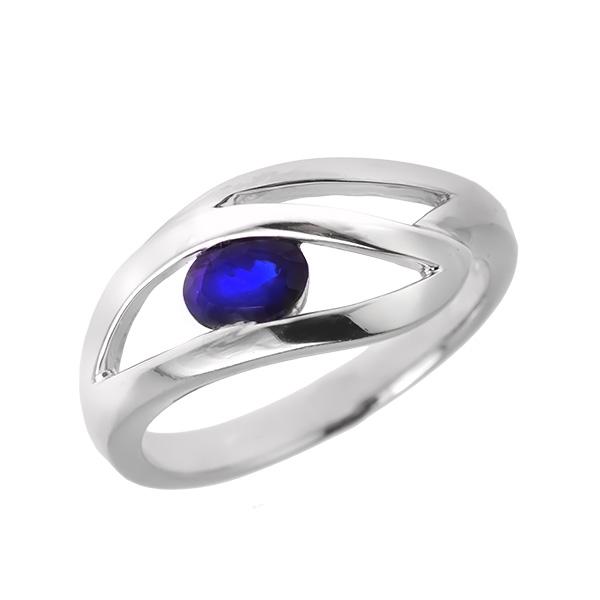 Купить Серебряное кольцо Sandara с сапфиром ANR2178, Sandara сапфиры