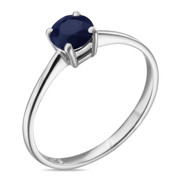 Купить Серебряное кольцо Sandara с сапфиром ANR3121, Sandara сапфиры