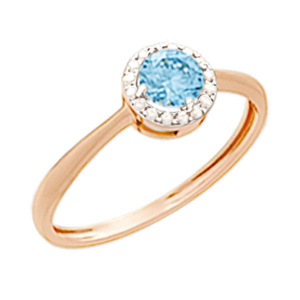 кольца золотые с топазом фото цены