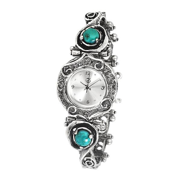 Серебряные часы своими руками