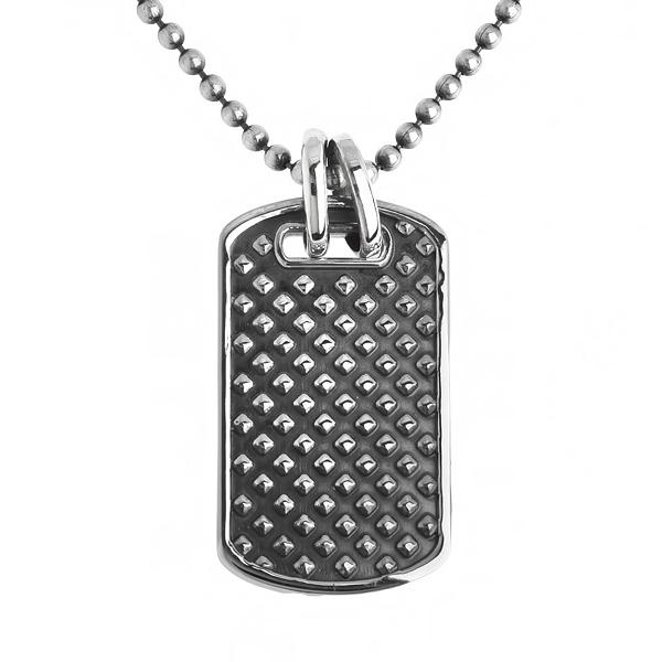 Купить Мужской серебряный кулон WPP015