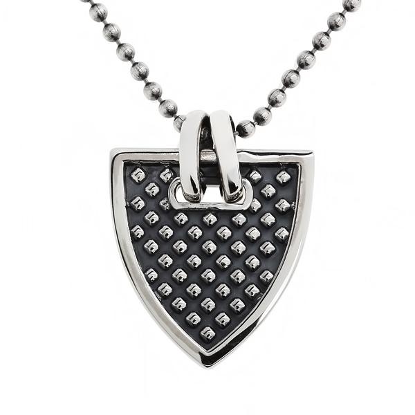 Купить Мужской серебряный кулон WPP017