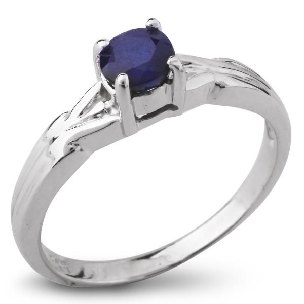 Купить Серебряное кольцо Sandara с сапфиром ANR0864, Sandara сапфиры