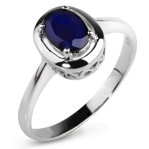 Купить Серебряное кольцо Sandara с сапфиром ANR3084, Sandara сапфиры