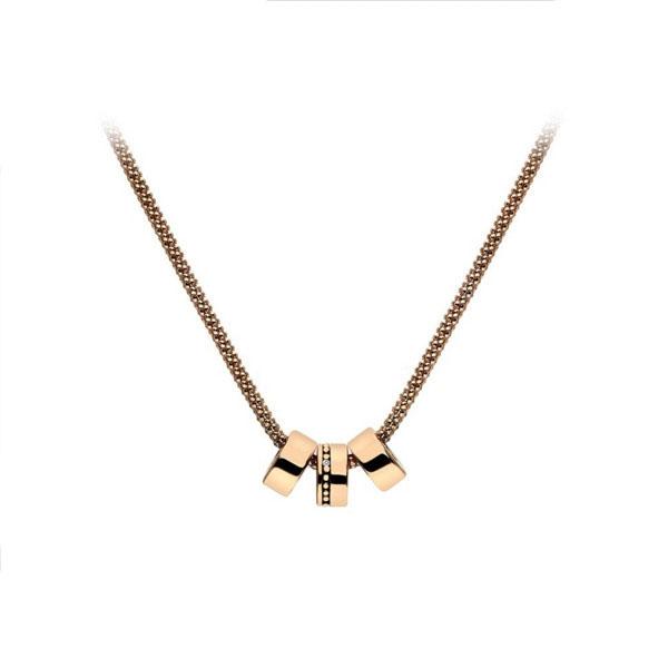 Купить Серебряный кулон Hot Diamonds с бриллиантом и позолотой на цепи, размер 40-45 см DP552