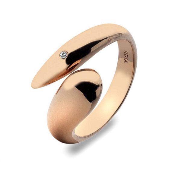 Купить Серебряное кольцо Hot Diamonds DR163