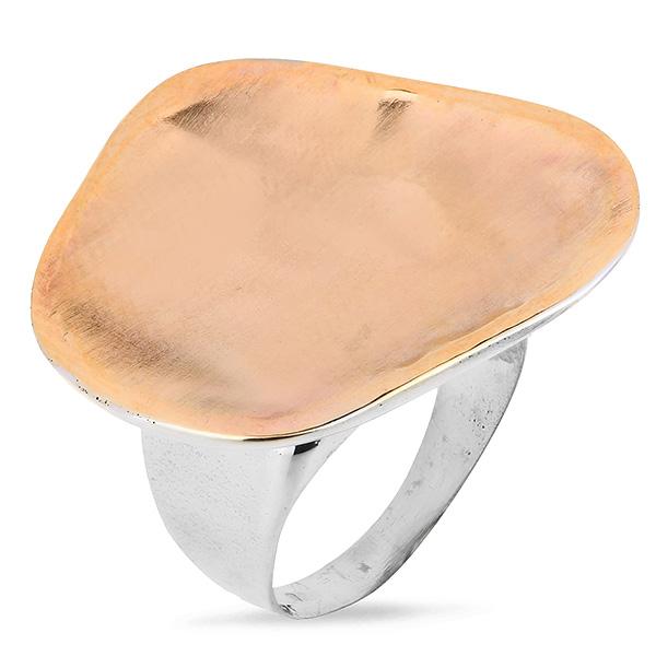 Серебряное кольцо Yaffo IHR014