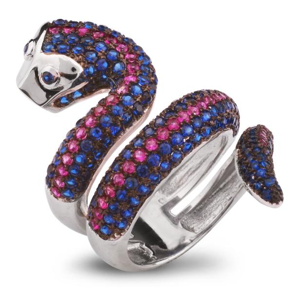 Купить Серебряное кольцо Sandara с фианитом IMR2027, Sandara Ice