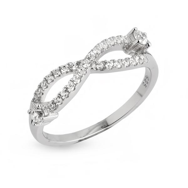 Купить Серебряное кольцо Sandara с фианитами IMR9174, Sandara Ice