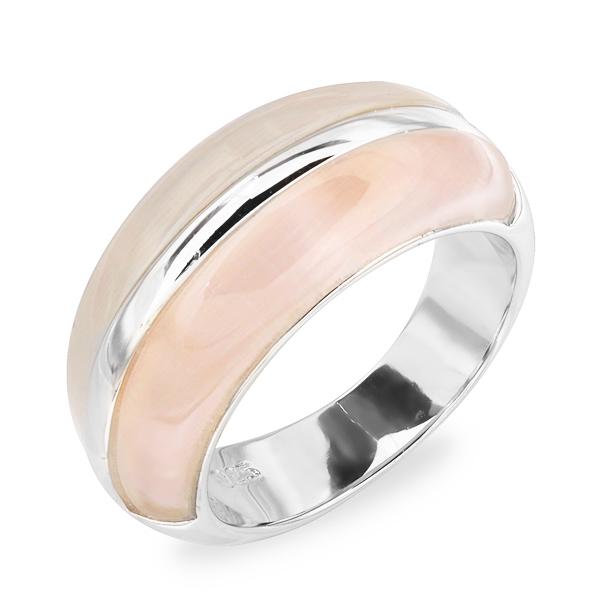 Купить со скидкой Серебряное кольцо с тигровым (кошачьим) глазом JSR0357-4