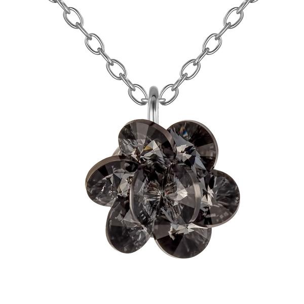 Купить Серебряный кулон Monella с кристаллами Сваровски MOP309